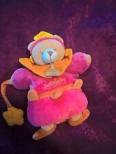 Doudou marionnette ours DOUDOU ET COMPAGNIE collection Indidou 30 cm