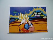 Autocollant Stickers Dragon Ball Z Part 6 N°14 / Panini 2008
