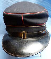 VERY RARE AND ORIGINAL WW1 FRENCH/BELGIAN ARMY KEPI CAP