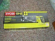 NEW RYOBI P 516 18-Volt ONE+  RECIPROCATING SAW, BARE TOOL, NIB