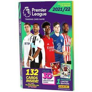 Panini Premier League 2021/22 Adrenalyn XL Countdown XMAS Advent Calendar New