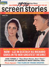 SCREEN STORIES  March 1970 (3/70) - Complete Issue