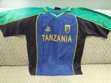 MAGLIA CALCIO SHIRT trikot CAMISETA MAILLOT TANZANIA football usata soccer