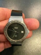 HUBLOT MDM Automatic Stainless Steel Unisex Watch Authenticity Guaranteed  Men's