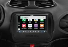 """Alpine Ilx702d-rn Monitor 7 """" per Jeep Renegade con CarPlay Android Auto"""