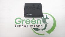 Lenovo 0A33988 Slim USB Portable DVD Burner - Black 0A34254 03X6120