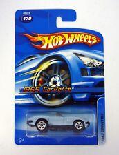 HOT WHEELS 1965 CORVETTE #170 Die-Cast Car MOC COMPLETE 2005