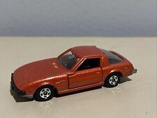 TOMICA - Rust Mazda Savanna RX-7 Car - NO. 50  - Opening Doors - 1979 Made Japan