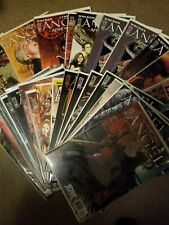 Angel: After the Fall Lot - Issues 1-23 - Idw - Whedon