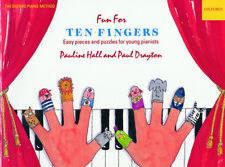 Fun for Ten Fingers by Oxford University Press (Sheet music, 1995)