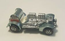 1970 MATTEL Hot Wheels Redline SPECIAL DELIVERY Ice Blue Hong Kong NM Cond