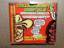 TONY H & LADY HELENA - COLLEGAMENTO MENTALE VOL.3 - INDIANI  COWBOYS - CD OTTIMO