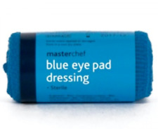 Masterchef Blue Eye Pad Dressing - Sterile - Reliance Medical