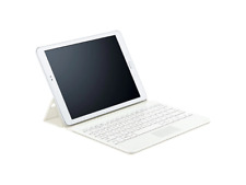 OEM Samsung Galaxy Tab S2 9.7 Keyboard Cover Bluetooth 3.0 Protective Case White