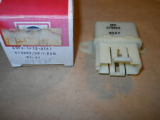 1980 81 82 83 BUICK CADILLAC CHEVROLET DELCO COOLING FAN SWITCH RELAY NOS 475862