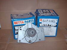 To Fit AUSTIN / ROVER MAESTRO MONTEGO / 200 1.6  Water Pump QCP2182  BPP2182