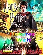 Panini-Harry potter et le feu calice - 50 différents autocollants