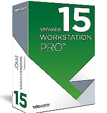 VMware Workstation 15 Pro - Windows Virtual Machine Software -Lifetime License ✅