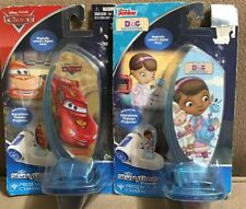 Disney Pixar Cars & Doc McStuffins Storytime Theater Press N Play Character New