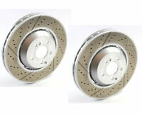 Bremsscheiben Set für W212 W213 E W204 C C190 C218 63 AMG Mercedes-Benz