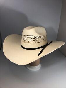 R Resistol Cowboy Hat Size 7 1/4 USA 58 Mexico Western Wear Fashion Headwear