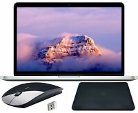 Apple MacBook Pro 13.3-inch i5 8GB RAM, 1TB HDD 1-Year Warranty Bundle Included!