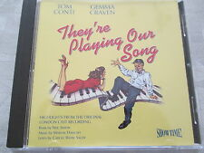They're Playing Our Song - Marvin Hamlish Tom Conti Gemma Craven - CD Neuwertig