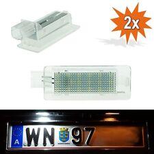 LED Kennzeichenbeleuchtung f. Renault Nummernschildleuchte Leuchte TÜV frei P02