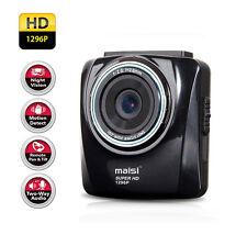 Advanced Ambarella A7 IN Car DVR 1296P Super HD CCTV Recorder Dashboard Camera