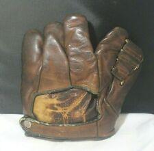 Vintage Late 1920's Draper & Maynard D&M Walter Johnson G40 Baseball Glove