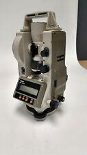 Nikon NE-20SC Digital Electronic Theodolite, Used