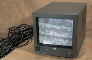 JVC TM-9U / TM9U Color Video Monitor / Retro Gaming