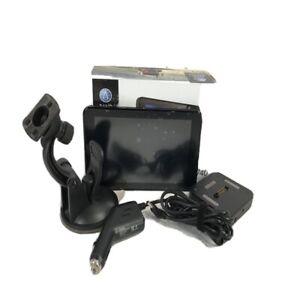 "RAND McNALLY TND 740 IntelliRoute US/Canada MAP 7"" Tablet Truck GPS BUNDLE"