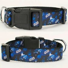 Star Wars Adjustable Dog Collar Pattern Nylon UK SELLER