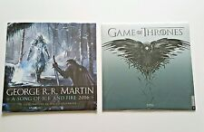 *NEW & SEALED* A Song of Ice and Fire 2016 Calendar, Game of Thrones, George RR