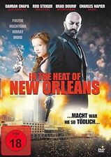 In the Heat of New Orleans ( Actionfilm ) mit Rod Steiger, Damian Chapa NEU OVP