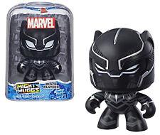 Mighty Muggs ~ BLACK PANTHER FIGURE (MOVIE VERSION) ~ Hasbro Marvel