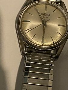 mens vintage roamer watch