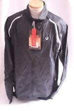 New Bontrager Men's Convertible Windshell Jacket Vest XL Black Bike Cycling