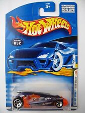 HOT WHEELS 2001 First Editions - Purple VULTURE ROADSTER - #032 - Next Day Ship