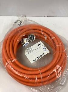 FANUC SERVO POWER CABLE LX660-8077-T205/L12R03/B NIB