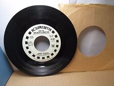 Old 45 RPM Record - Roulette R 7061 - Danny Albano - How Do You Move a Mountain