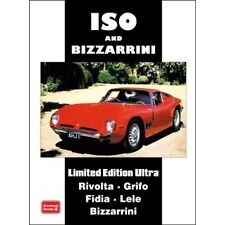 ISO and Bizzarrini Limited Edition Ultra book paper