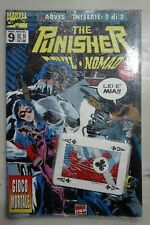 The Punisher Devil Nomad - Marvel Italia - Miniserie 1 2 3 Completa CON CARTE