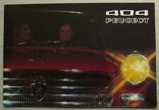 PEUGEOT 404 Car Sales Brochure 1971 #PP 182-7/70 GB SALOON Estate STATION WAGON
