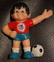 VINTAGE 1983 SPORTS BILLY PVC MINIATURE FIGURE SOCCER