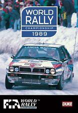 World Rally Championship - Review 1989 (New DVD) FIA WRC Sainz Auriol Mikkola