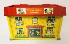 Vintage 1976 Fisher Price Little People Play Family Children's Hospital #931 Toy