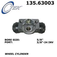 Drum Brake Wheel Cylinder-Drum Rear Centric 135.63003
