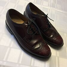 Florsheim Leather Brown Dress Shoes  Size 10